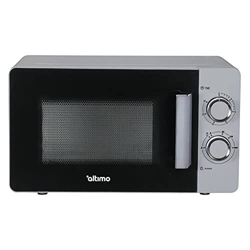 MMW702S 700w Microwave 20L Capacity in Silver