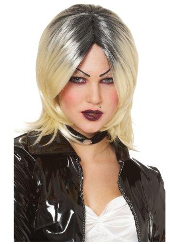 Franco American Novelty Company Bride of Chucky Wig Standard,Blonde