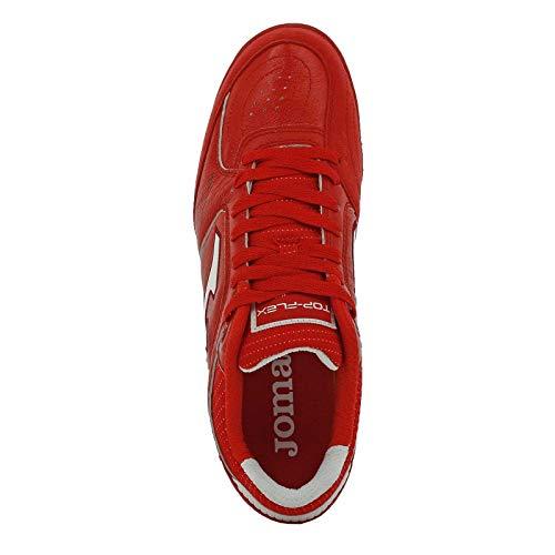 Joma Scarpe Calcetto Top Flex Turf 906 Rosso