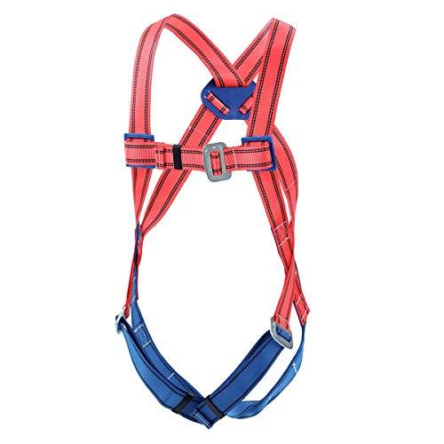 KATSU Tools 362114 Scaffolders Montañismo Arnés de Seguridad para Todo el Cuerpo Caída de la caída ⭐