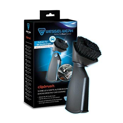 clipbrush SB de para aspiradora con cabezal giratoria de 360grados para su uso en waschanlagen y estaciones de servicio para el cuidado de Auto Interior Cuidado