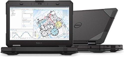 Latitude Rugged 5404 WorkStation 14' TOUCH Screen Laptop Tough Book PC (Intel Core i7-4650, 16GB Ram, 128GB SSD, HDMI, WIFI, Camera, Bluetooth) Win 10 Pro (Renewed)
