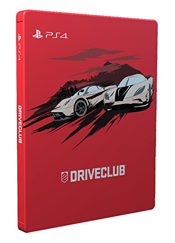DriveClub - Special Edition mit Steelbook (Exklusiv bei Amazon.de) - [PlayStation 4]