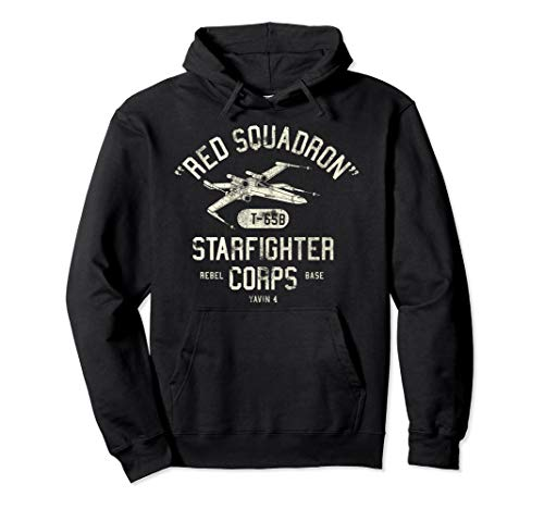 Star Wars Rebel X-Wing Starfighter Corps Collegiate Hoodie