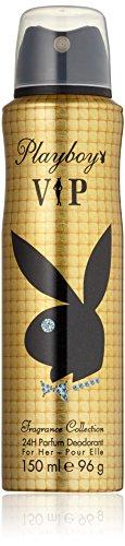 Playboy VIP Déodorant corporel en spray pour femme 150 ml