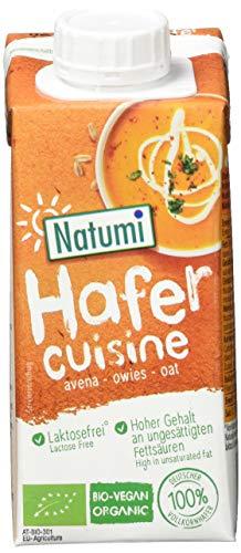Natumi Hafer Cuisine Bio, 15er Pack (15 x 200 ml)