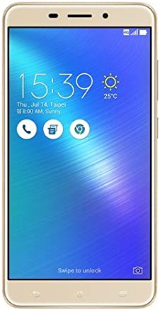 エイスース SIMフリースマートフォン ZenFone 3 Laserゴールド ZC551KL-GD32S4