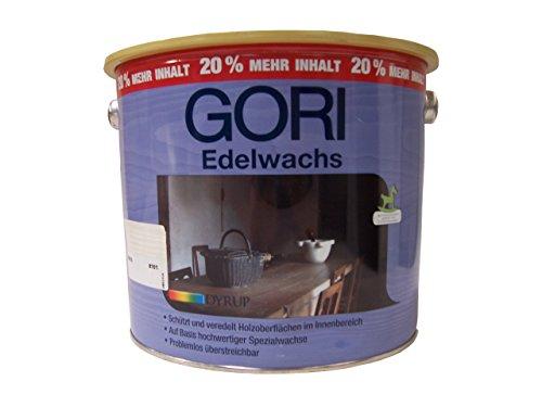 GORI EDELWACHS 3 Liter (Weiß)