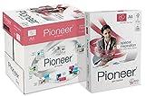 Pioneer Paper UWF A4 - Papel premium para impresora 2500 folios 80 g/m2, Blanco