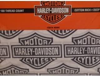 Harley-Davidson Motorcycle Sheet Set - Full