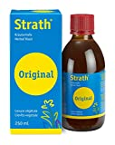 Strath® Original | Food supplement with natural herbal yeast | Valuable daily nutritional supplement | Packaging size 250 ml