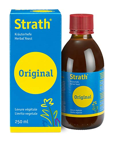 Strath Original | Food supplement with natural herbal yeast | Valuable daily nutritional supplement | Packaging size 250 ml