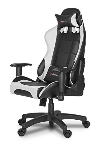 Arozzi Verona-JR-White Computer Gaming/Office Chair
