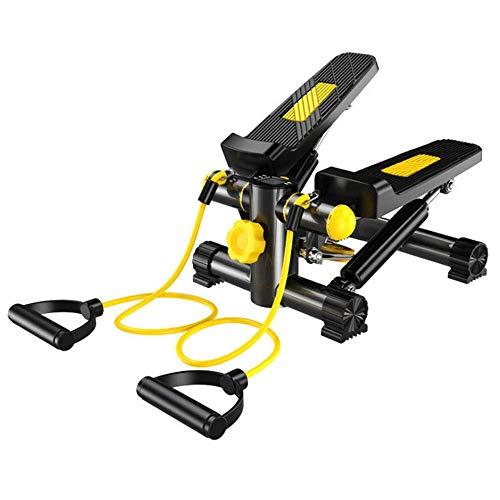 GWFVA Stepper,Multi-Functionele Mini Uitgerust Rustige Thuis Afvallen Pedaal Fitness Apparatuur Steppers Hardloopmachines Sport
