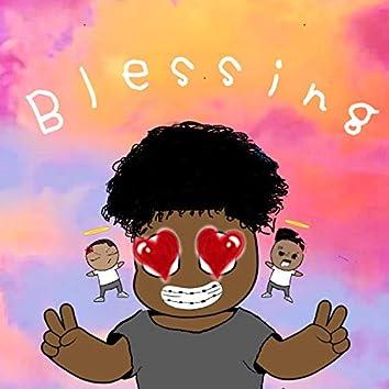 Blessing (feat. K'mani & Tay-V)