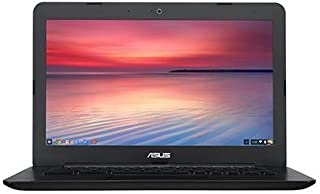 "ASUS C300SA-DS02 Chromebook 13.3"" HD with 16GB Storage & 4GB RAM (Certified Refurbished)"