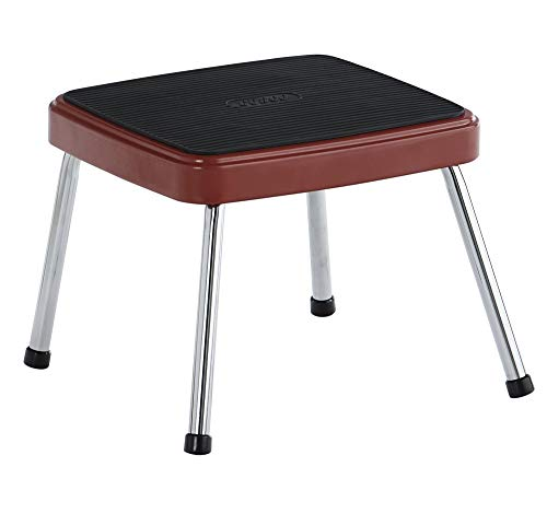 COSCO 11230RED1E Stylaire Retro (red, one Pack) Step Stool