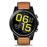 Docooler Zeblaze Thor 4 PRO Smart Watch 4G LTE Quad Core 1GB + 16GB Multi-Touch Orologio GPS Nano SIM WiFi BT4.0 Mic Frequenza cardiaca Sport Smartwatch per iOS/Android