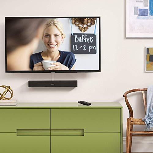 Bose Solo 5 TV Soundbar Sound System - Best Soundbar Under 300