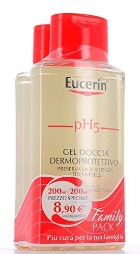 Eucerin Ph5 Gel Doccia Confezione, 2 flaconi