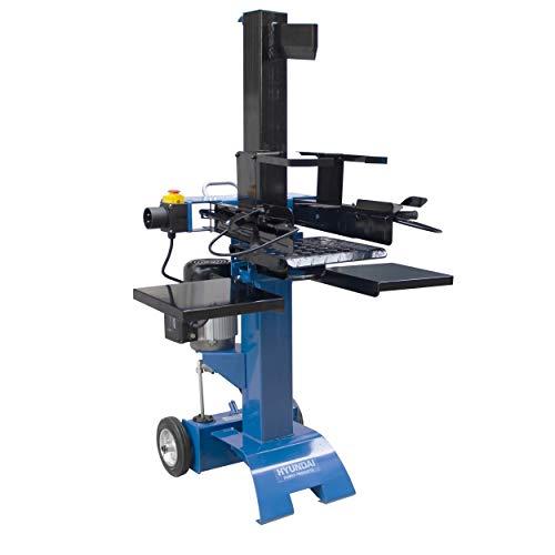 Hyundai houtkloofmachine 2200W / 8 ton - elektrische houtklover/houthakmachine - hydraulische houthakker