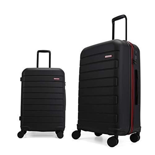 GinzaTravel Hartschalen-Koffer, Handgepäck, verschleißfest, kratzfest, mit Rollen