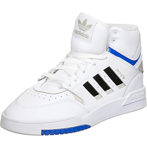 ADIDAS Drop Step White Black Blue EF7137