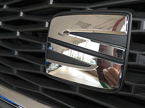 SEAT Emblema Leon 5F a partir de 2017, emblema para parrilla de radiador 5F0853679C 2ZZ
