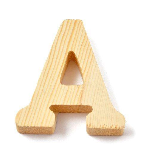 Holzbuchstabe/Buchstabe