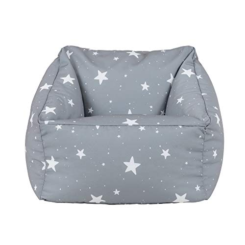icon Kids Bean Bag Chair, Bean Bags for Children, Girls and Boys Kids Bean Bag Chair, Bedroom, Living Room, Garden