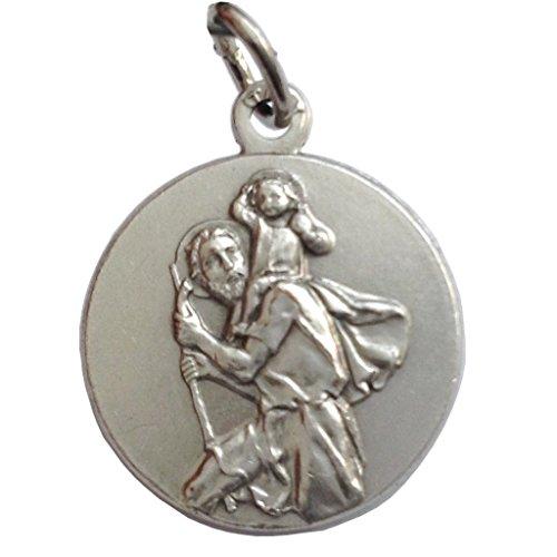 Medaille Heiliger Christophorus, Schutzpatron der Autofahrer