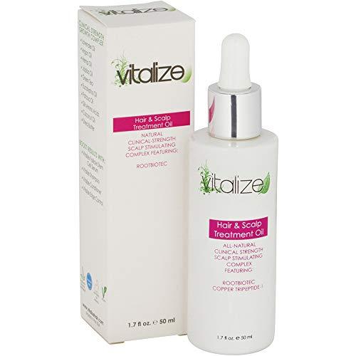 Vitalize Hair Treatment Oil