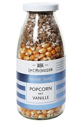 L.W.C. Michelsen Popcorn mit Vanille, 2er Pack (2 x 215 g)