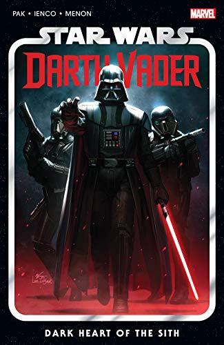 Star Wars: Darth Vader by Greg Pak Vol. 1: Dark Heart Of The Sith (Star Wars: Darth Vader (2020-)) (English Edition)