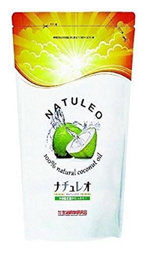 ナチュレオ 天然100% ココナッツオイル 912g 2本セット