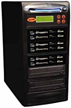 Systor All-in-One Combo Flash Drive to DVD Duplicator - Back Up USB/SD/CF/MS Flash Media Cards to A Single CD/DVD Disc - SYS-USBSDCF-05