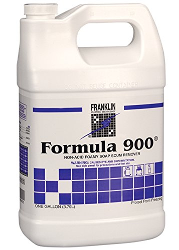 Franklin Cleaning Technology F967022 Formula 900 Soap Scum Remover, 1 Gallon (Pack of 4)
