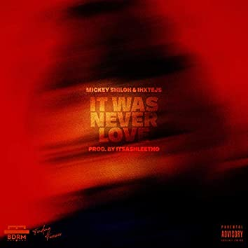 It Was Never Love