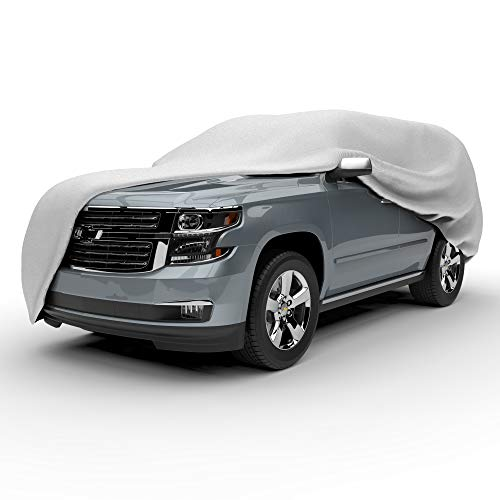 Budge Duro 3 Layer SUV Cover, Water Resistant, Scratchproof, Dustproof Cover,...