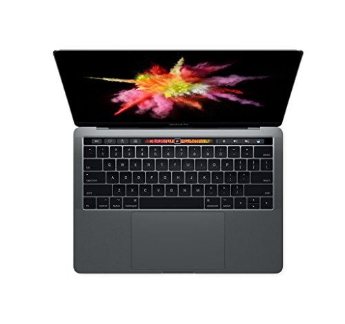 Apple MacBook Pro (13-inch, Touch Bar, 3.1GHz Intel Core i5 Dual Core, 8GB RAM, 512GB SSD) Space Gray (Previous Model)
