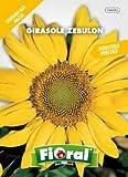 Sementi da fiore di qualità in bustina per uso amatoriale (GIRASOLE ZEBULON)