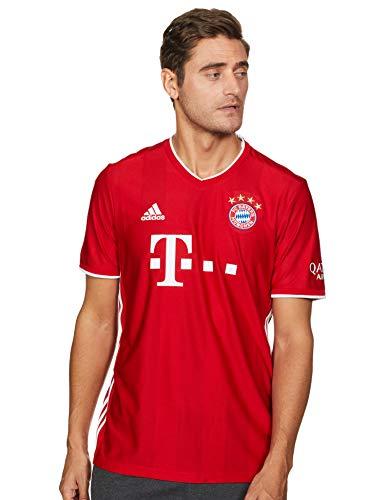 adidas Herren 20/21 FC Bayern Home Jersey Trikot, Fcbtru, XL