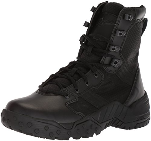 Danner Men's Scorch Side-Zip 6″ Military and Tactical Boot