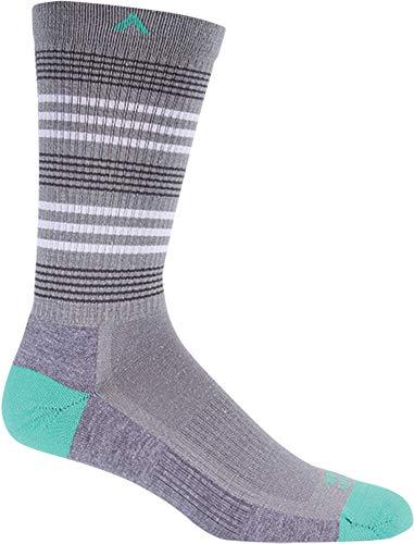 Wigwam Ice Age Trail F6225 Sock, Grey - Large