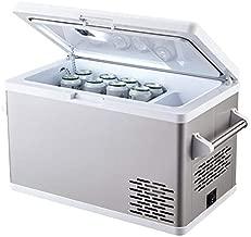 Aspenora 37-Quart Portable Fridge Freezer 12V Car Refrigerator Car Fridge with Compressor Touch Screen for Vehicle Truck RV Camping Travel Outdoor Driving, -4? ~ 68?, 12/24V DC and 110V AC(37-Quart)