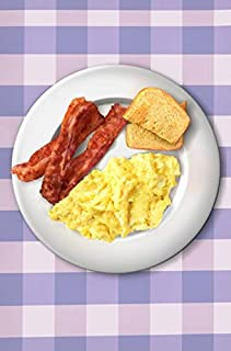 Imagekind Wall Art Print Entitled Swanson's Breakfast Poster of Champions by Dave Delisle   16 x 24