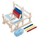 Lavievert Wooden Multi-Craft Weaving Loom DIY...