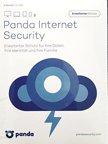 Bester der welt Panda Internet Security 3 Anwendersoftware