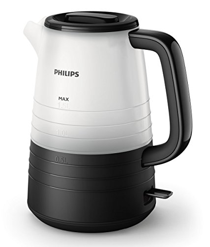Philips HD9334/20 - Hervidor de agua (1,5 L), color morado talla única negro
