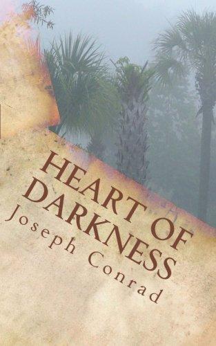 Heart of Darkness 1492893285 Book Cover